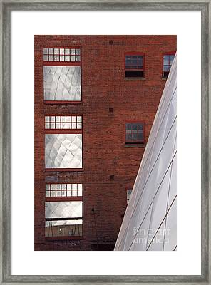 Reflection 2 Framed Print