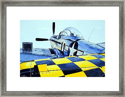 Reflection Framed Print by Charles Taylor