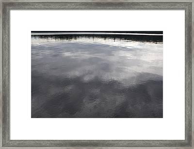 Reflection Framed Print by Jeff Porter