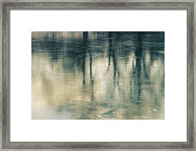 Reflection Framed Print by Ken Yan