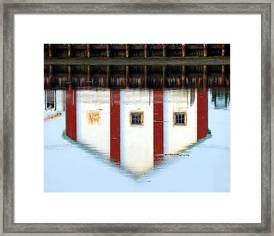 Reflection No 1 Framed Print