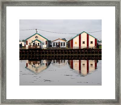 Framed Print featuring the photograph Reflection No 2 by JoAnn Lense