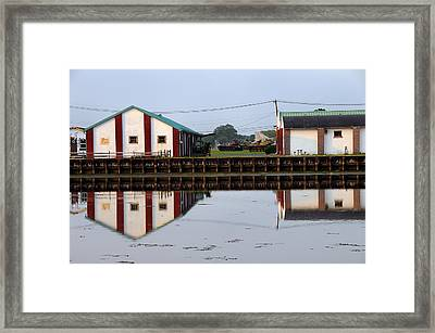 Framed Print featuring the photograph Reflection No 3 by JoAnn Lense