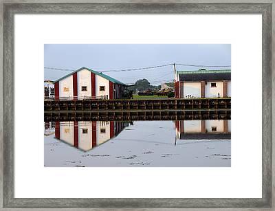 Reflection No 3 Framed Print