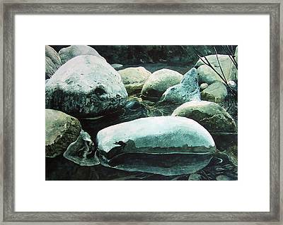 Reflection Framed Print by Richard Ong