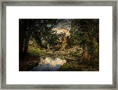 Framed Print featuring the photograph Reflection by Ryan Photography
