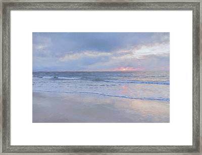Reflections 10 Framed Print by Lonnie Christopher