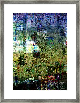 Reflections 3b Framed Print by Andy  Mercer