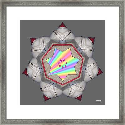 Reflections 54 Framed Print