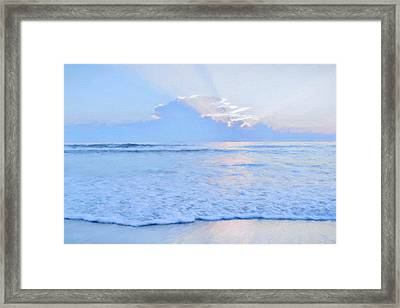 Reflections 6 Framed Print by Lonnie Christopher