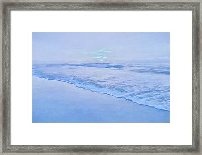 Reflections 7 Framed Print by Lonnie Christopher