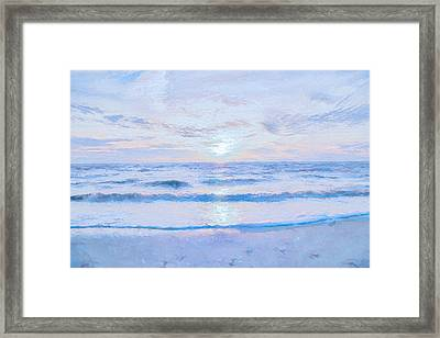 Reflections 8 Framed Print by Lonnie Christopher