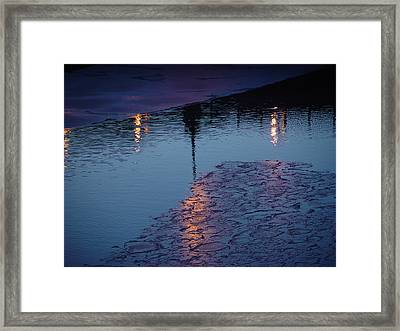 Reflections Framed Print by Eric Workman