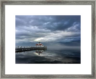 Reflections Framed Print by Gregg Southard