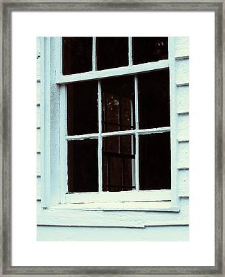 Reflections Framed Print by Jessica Burgett