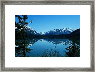 Reflections ... Framed Print by Juergen Weiss