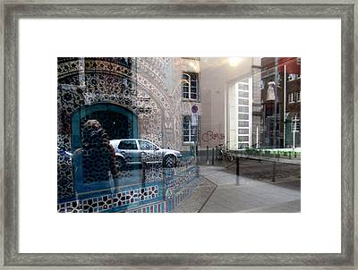 Reflections		 Framed Print by Leena Kewlani