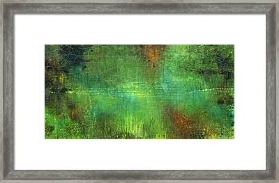 Reflections Framed Print by Lolita Bronzini