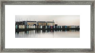 Reflections Framed Print by Martin Newman