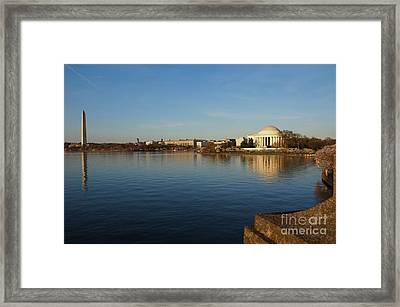 Reflections  Framed Print by Megan Cohen