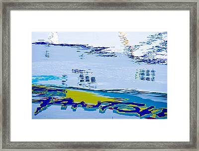 Reflections Of . . . Framed Print