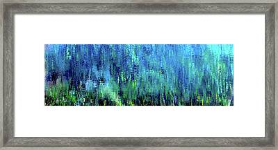 Reflections Of Monet 8155 H_12 Framed Print
