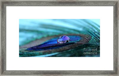 Reflections Of The Soul Framed Print