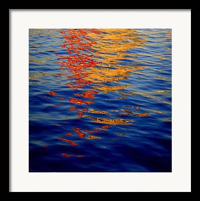 Kobe Harbor Framed Prints