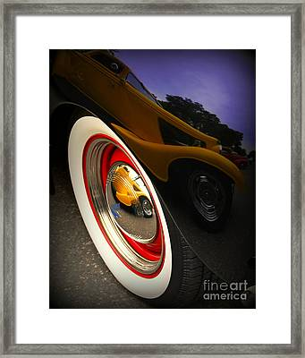 Reflections Framed Print by Perry Webster