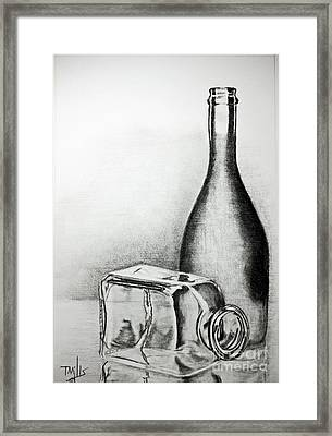 Reflections Framed Print by Terri Mills