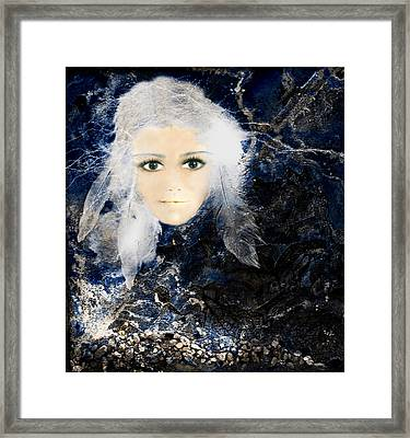 Reflectionsii Framed Print by Patricia Motley