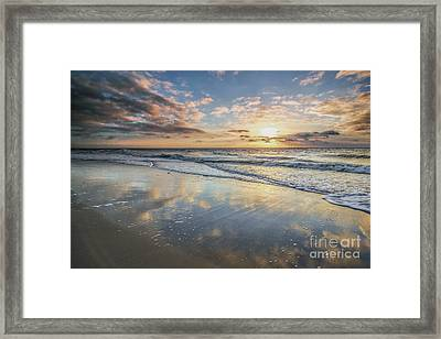 Reflective Amelia Framed Print by Scott Moore