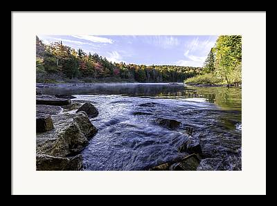 Buttermilk Falls Framed Prints