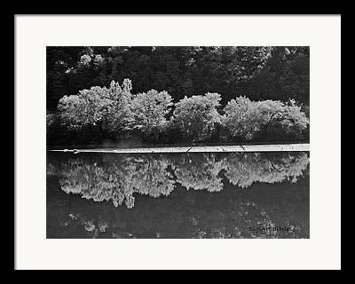 Segregation Digital Art Framed Prints