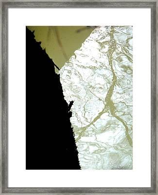 Reflets Impossibles Framed Print