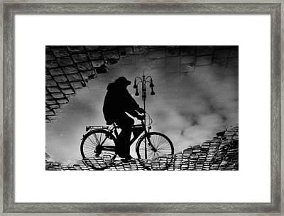 Reflex... Framed Print by Antonio Grambone