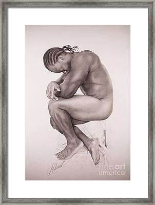Reflexion Framed Print