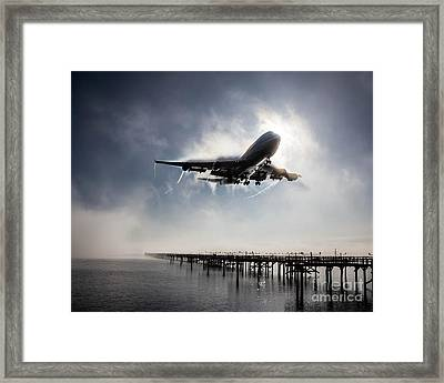 Regal Dominance Framed Print
