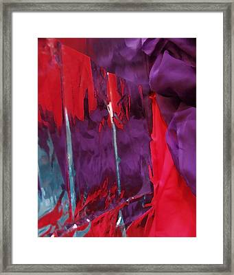 Regal Framed Print by Florene Welebny