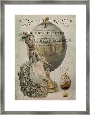 Regency Rapture Framed Print by Sarah Vernon