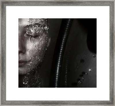 Regenerate Framed Print by Sophia Shine