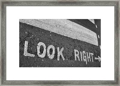 Regent Street Framed Print by JAMART Photography