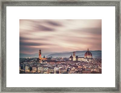 Reign In Glory Framed Print
