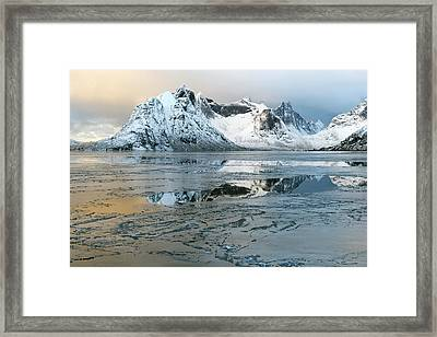 Reine, Lofoten 5 Framed Print