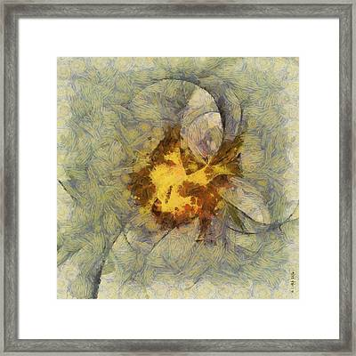 Reinflaming Combination  Id 16099-215910-64590 Framed Print by S Lurk