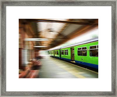 Relativity Framed Print