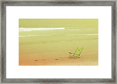 Relax Framed Print by JAMART Photography