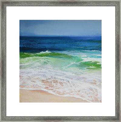 Relax Framed Print by Jeanne Rosier Smith