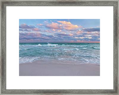 Relaxation Therapy Framed Print by Bill Chambers