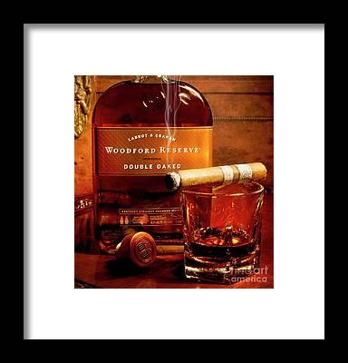 Whiskey Hill Framed Prints